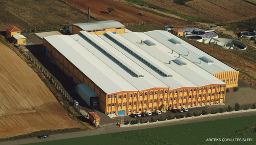 Ariteks Corlu Production Plant