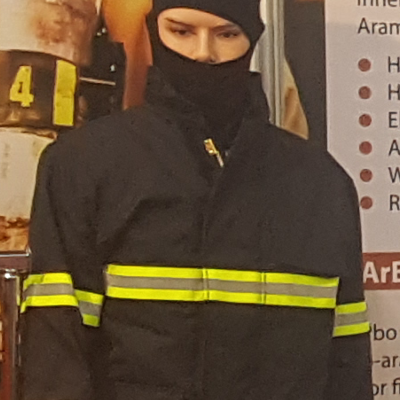 4 layer firefighter suit